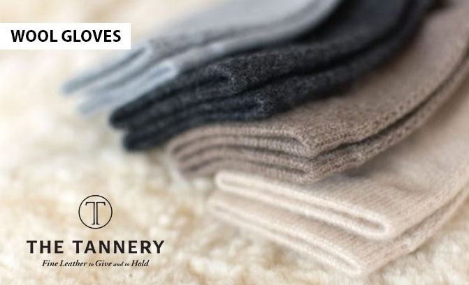 Tannery|Brochue|2020|2021|Santacana|Wool|Gloves|