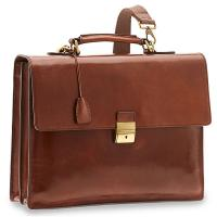 The Tannery|Bridge|Briefcase|62527|Brown|