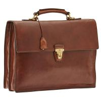The Tannery|Bridge|Briefcase|64675|Brown|