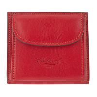 Boldrini|Ladies|Small|Wallet/Coin|purse|288|Full|Grain|Red|