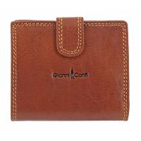 Gianni|Conti|Tab|Wallet|917042|Tan|