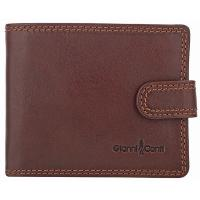 The Tannery|Gianni|Conti|Tab|Wallet|917075|Leather|Calf|Men's leather tab wallet|For Men|Tab wallet|Accessories|Italian|Credit|Cards|Tab credit card wallet|