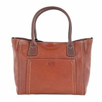 Gianni|Conti|Handbag|933157|Tan/Dark Brown|