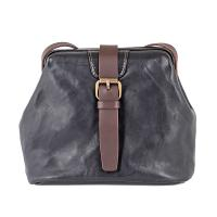 Chiarugi|Old|Tuscany|Shoulder|Bag|53013|Black|