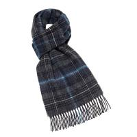 Bronte by Moon|Canterbury|Charcoal|Scarf|