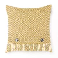 Bronte|Vienna|Gold|Cushion|