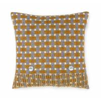 Bronte|Rectangle|Gold|Cushion|