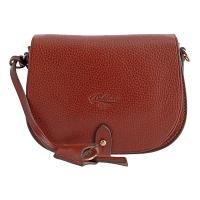 Boldrini|7211|small satchel|full grain|ladies satchel|Italain leather|leather messenger|The Tannery