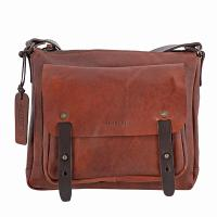 Chiarugi|Old Tuscany|Reporter Bag|52002|leather bag|brown leather bag|mens leather bag|man bag|work bag|mens work bag| The Tannery