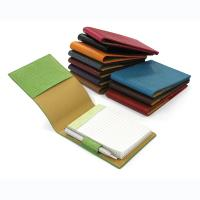 Laurige|The Tannery|leather notebook|mens notebook|score card|